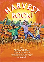 Harvest Rock! - By Sheila Wilson
