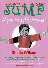 Jump If You Love Christmas - By Sheila Wilson