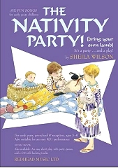 The Nativity Party! (Bring Your Own Lamb) - By Sheila Wilson