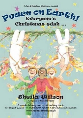 Peace On Earth! (Everyone's Christmas Wish) - By Sheila Wilson