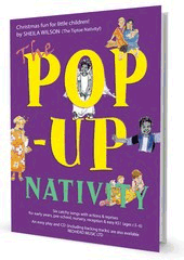 The Pop-Up Nativity - By Sheila Wilson