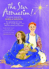Star Attraction, The - By Sheila Wilson Cover