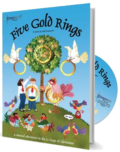 Five Gold Rings By Ruth Kenward Christmaswinter Term