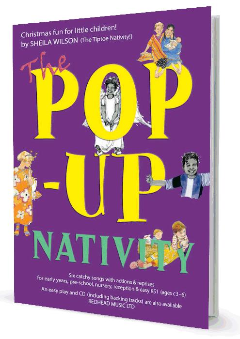 The Pop Up Nativity By Sheila Wilson