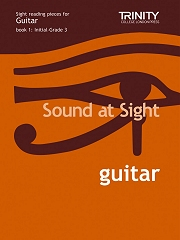 Sound at Sight Guitar Book 1 Grade 3