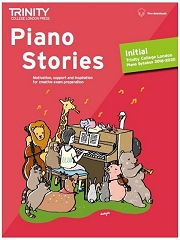 Piano Stories 2018-2020 - Initial
