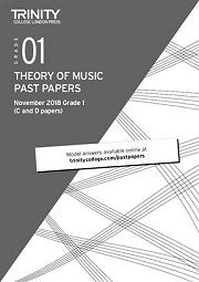 Theory Past Papers November 2017 - Grade 1