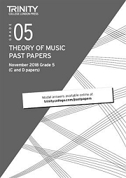 Theory Past Papers November 2017 - Grade 5