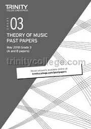 Theory Past Papers May 2018 - Grade 3