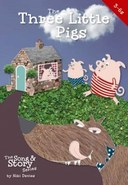 The Three Little Pigs - Niki Davies (Book and CD)