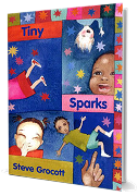 Tiny Sparks (Booklet And CD Pack) - Steve Grocott