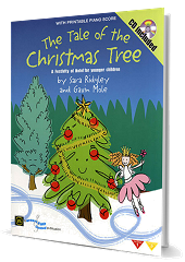 The Tale of the Christmas Tree - Sara Ridgley and Gavin Mole Cover