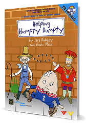 Helping Humpty Dumpty - Sara Ridgley and Gavin Mole Cover
