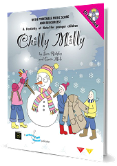 Chilly Milly - Sara Ridgley and Gavin Mole Cover