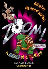 Zoom! (Junior Version) - By Craig Hawes Cover