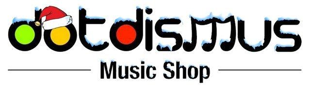 Dotdismus School Music Shop Logo