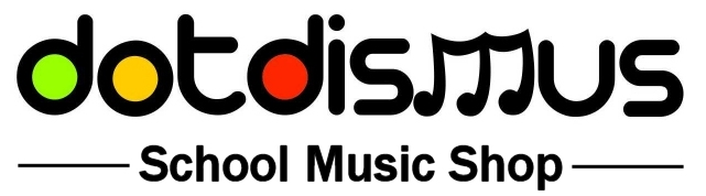 Dotdismus Music Shop Logo