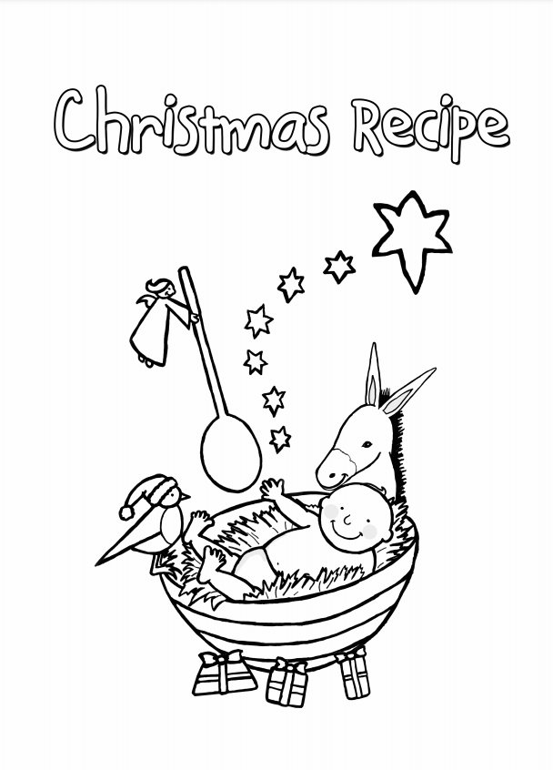 Christmas Recipe - By Peter Fardell
